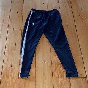 Under Armor sweatpants  (Gray)